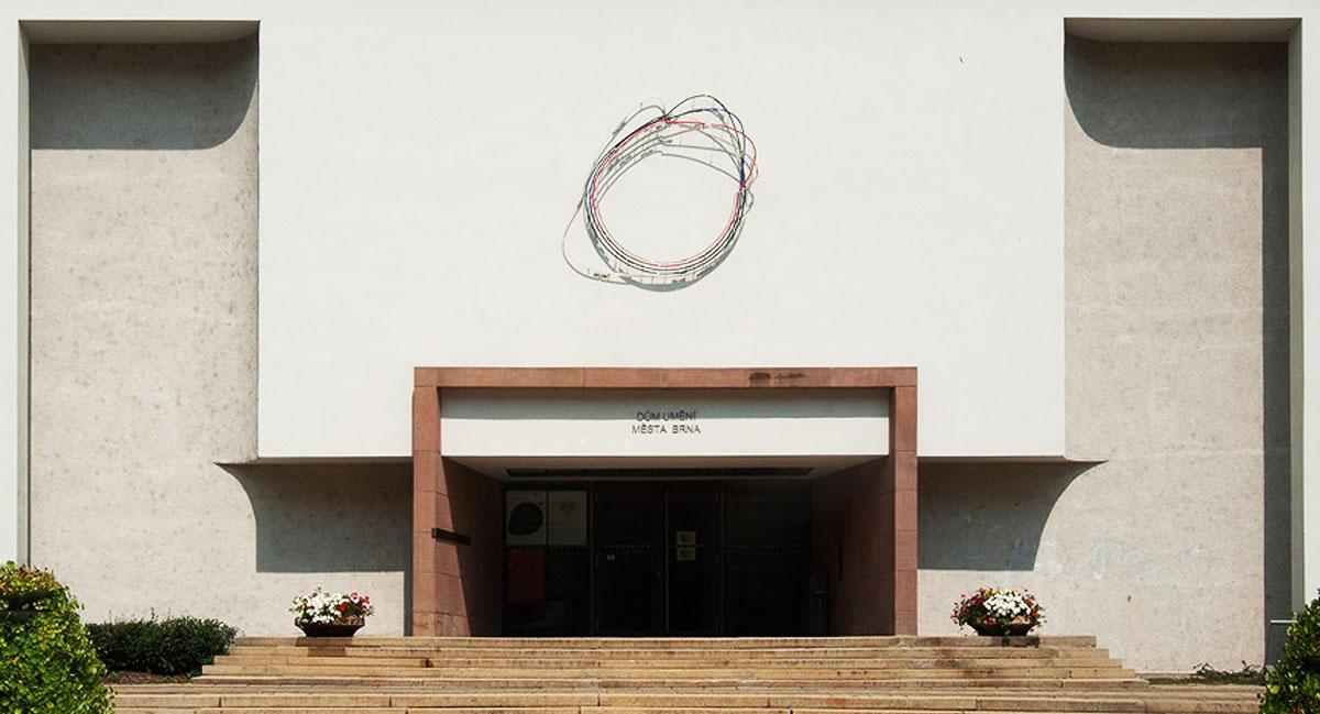 Graphic Design Bienial Brno Museum