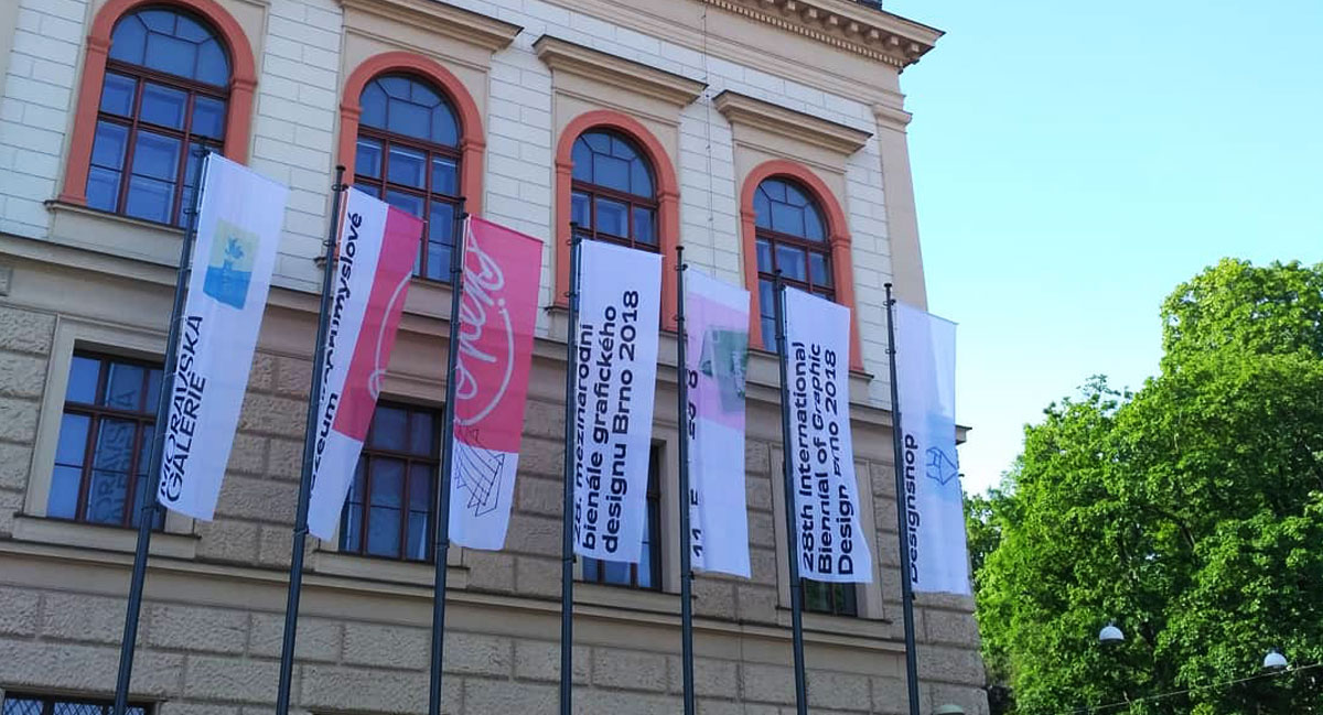 Graphic Design Bienial Brno