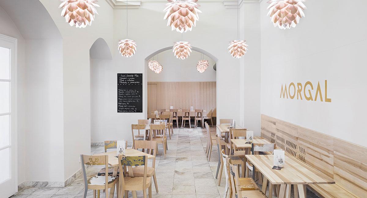 Tips Graphic Design Bienial Brno Cafe Morgal