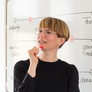 Ansprechpartner Helder Design: Dr. Birgit Joest