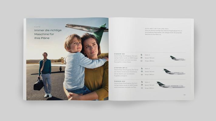 Image Broschüre für Quest Air Services