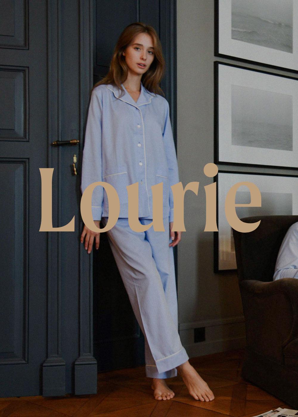 Lourie Pyjamas Hero