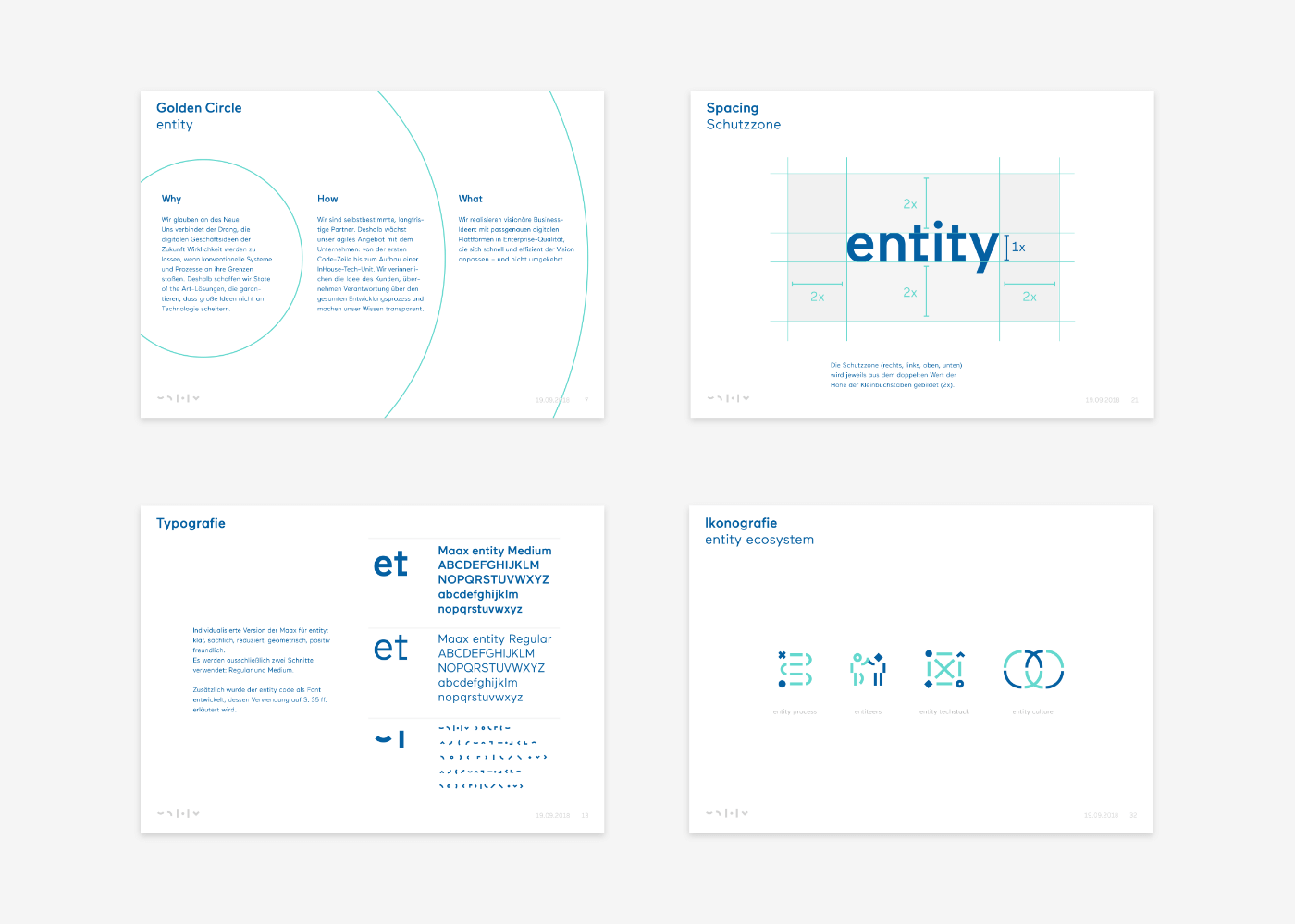 entity Brand Guidelines
