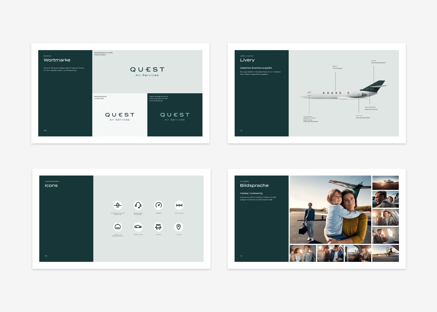 Quest Brand Design Manual