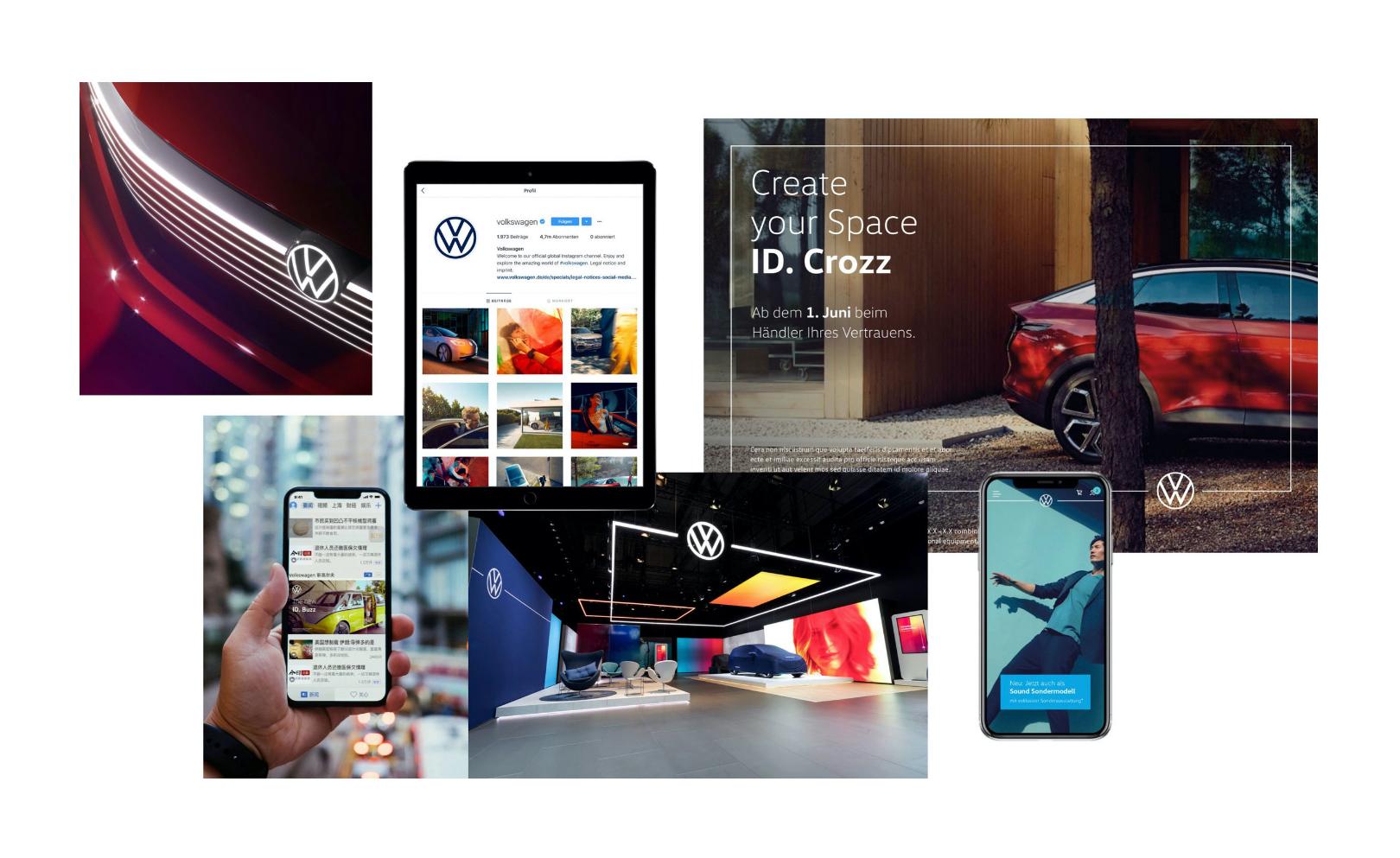 Volkswagen Rebranding nach Emissionen-Krise