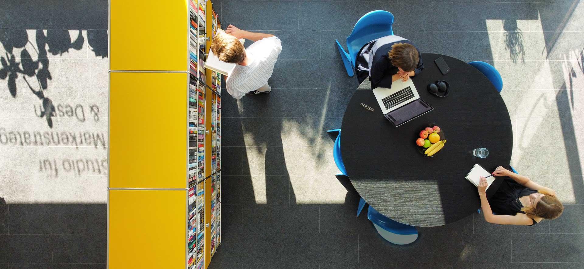 Studio Helder Meeting Schatten